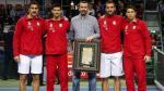 Con Djokovic, Serbia clasificó a cuartos de final de Copa Davis - Noticias de andrey atuchin