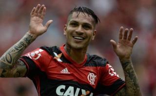 Flamengo: la narración del gol de Paolo Guerrero ante Iguacú