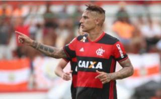 """Paolo Guerrero en Flamengo: """"Creo que puedo mejorar más"""""""