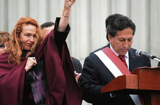 Vino, venció y coimeó: un perfil de Alejandro Toledo