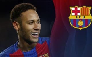 Neymar cumple 25 años: Barcelona felicitó así a crack brasileño