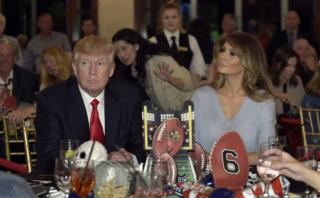 Super Bowl 2017: Donald Trump apoya a los Patriots y a Brady