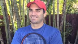 Conozca al peruano que hace 20 años le ganó a Roger Federer