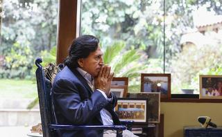 Alejandro Toledo tenía más de US$33 mil en su casa de Camacho