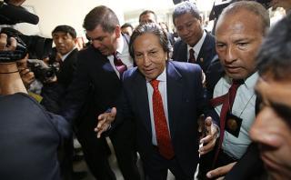 Fiscalía pedirá prisión preventiva contra Alejandro Toledo