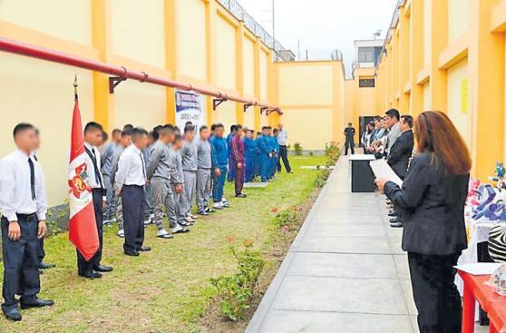 'Gringasho' sale libre este año: crece 11% delincuencia juvenil