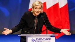 """Le Pen toma a Trump como ejemplo para lograr """"lo imposible"""""""