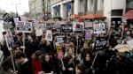 Miles protestan contra Donald Trump en Europa y Asia [FOTOS] - Noticias de irak