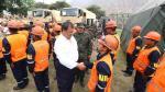 Chaclacayo: base de la Marina atenderá emergencias por huaicos - Noticias de montesinos torres