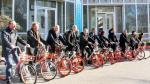Mobike: la bicicleta compartida 2.0 que revoluciona China - Noticias de la parada