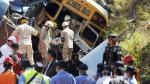 Honduras: choque de bus y camión deja 23 muertos y 39 heridos - Noticias de jose rosales