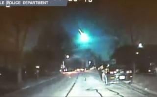 Un meteorito ilumina el cielo de Estados Unidos [VIDEO]