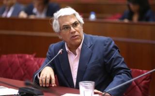 """Gino Costa dice que situación de Toledo da """"vergüenza y pena"""""""