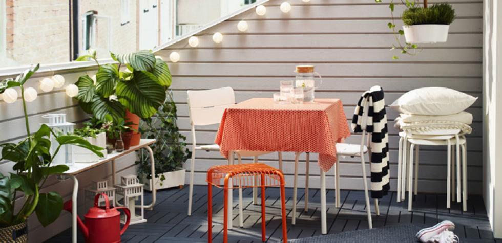 Ideas para transformar tu balcón