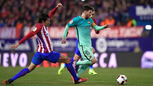 Barcelona vs. Atlético de Madrid: por semis de la Copa del Rey