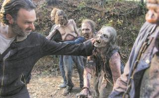 """""""The Walking Dead"""": ¿Qué opina de la serie este forense?"""