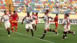 Universitario: ¿cuántos hinchas fueron al estadio Monumental? - Noticias de defensor lima