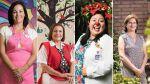 Mujeres extraordinarias: Cuatro historias de ayuda social - Noticias de labio leporino
