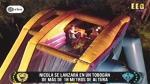 Guerreros se lanzaron de tobogán de más de 18 metros [VIDEO] - Noticias de maria pia