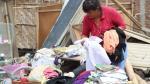 Los Arenales de La Pradera, un pueblo sepultado por las lluvias - Noticias de juan rosas