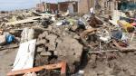 Los Arenales de La Pradera, un pueblo sepultado por las lluvias - Noticias de juan barros