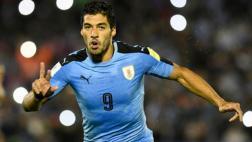 Luis Suárez: a 10 años de su debut en la selección uruguaya