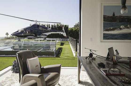 Así es la exclusiva mansión de US$ 250 mlls más cara de EE.UU.
