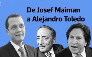 La ruta del dinero de Maiman a Toledo, según la fiscalía