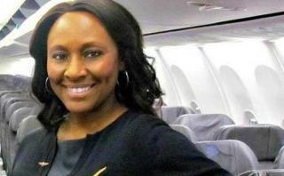 [BBC] La aeromoza que salvó a una niña víctima de traficantes