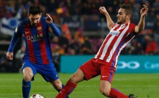 ¡Barcelona a la final de Copa del Rey! igualó 1-1 con Atlético