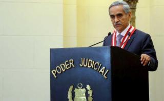 """""""Alejandro Toledo debe ser procesado como cualquier ciudadano"""""""