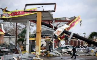 EE.UU.: Tres tornados azotaron el sureste de Luisiana [VIDEOS]