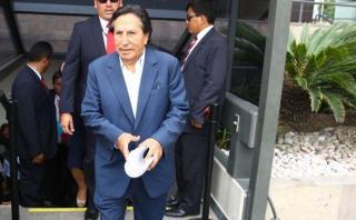 Alejandro Toledo: prisión preventiva se evaluará mañana