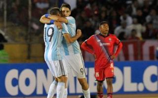 Tucumán ganó 1-0 y eliminó a El Nacional de la Libertadores