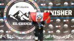 """Ultramaratón: peruano logró primer lugar en """"El Cruce Columbia"""" - Noticias de efrain cieza"""