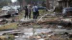 Así quedó el sureste de Luisiana tras el paso de los tornados - Noticias de huracan katrina