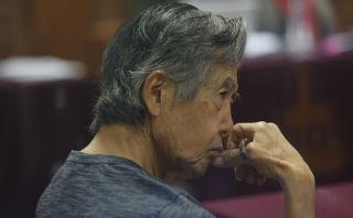 Alberto Fujimori continúa internado por complicaciones