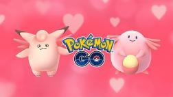 Pokémon Go lanza evento por San Valentín