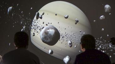 Así funcionan los nuevos proyectores del Planetario Nacional
