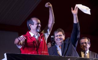 "Mulder: aprista que denunció a García ""es enemiga"" del partido"