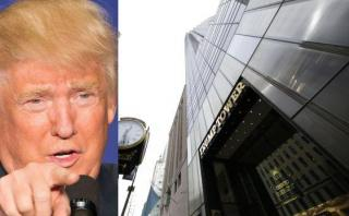 Trump: Pentágono quiere alquilar su edificio en Nueva York