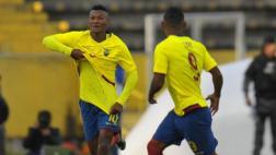 Ecuador goleó 3-0 a Colombia y está cerca del Mundial Sub 20