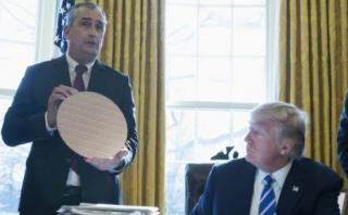 Intel anuncia una inversión de US$7.000 millones en EE.UU.