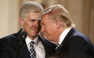 Nominado para Corte Suprema: Dichos de Trump son decepcionantes