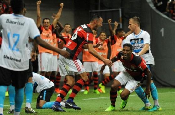 Paolo Guerrero y Trauco: las fotos del triunfo con Flamengo