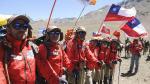 Cientos de militares recrean histórica epopeya que liberó Chile - Noticias de michelle bachelet