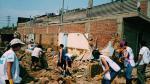 Piden ayuda para afectados de huaicos en Lurigancho-Chosica - Noticias de demoliciones