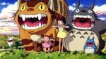 Facebook: mural dedicado al Studio Ghibli se vuelve viral - Noticias de fatima castillo