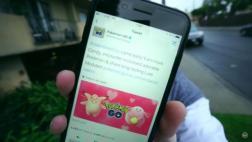 Luzu presentó las novedades de Pokémon Go por San Valentín