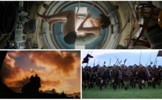 Oscar: todas las ganadoras a mejor fotografía en un solo video